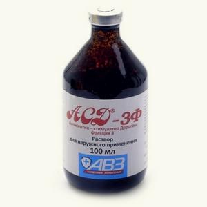 АСД-3 при псориазе