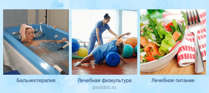 Методы курортотерапии