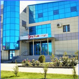 Санаторий Эльтон в Волгограде