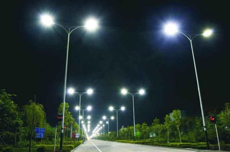 Как работают системы управления уличным освещением?