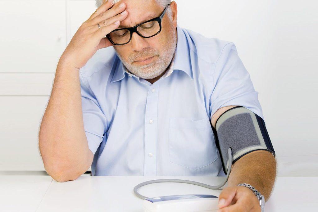 Гипертония - причины, симптомы и лечение