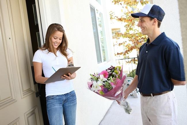 5 преимуществ доставки цветов