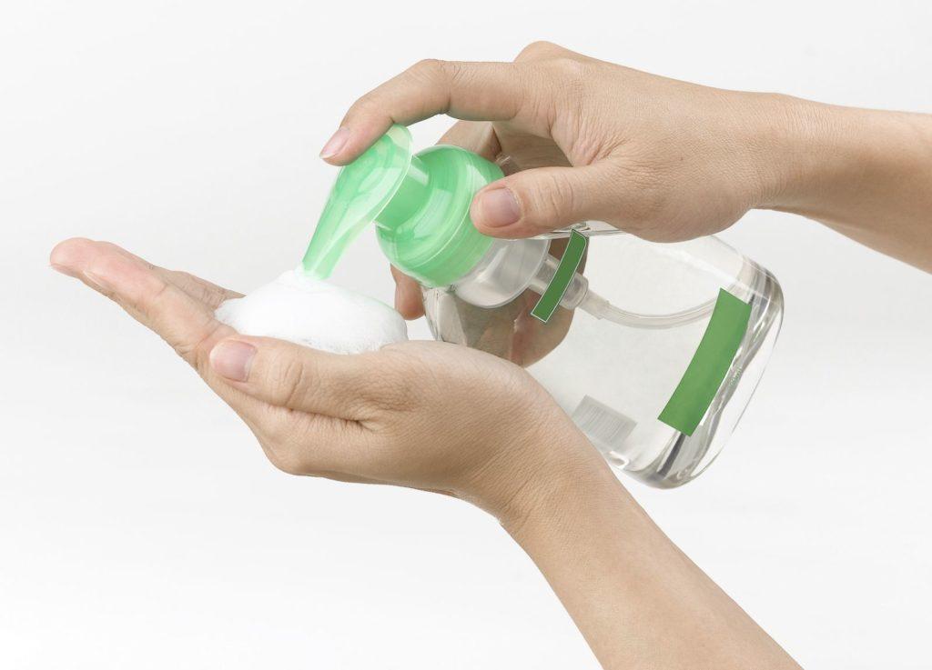 Антибактериальные мыло: плюсы и минусы