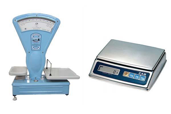 Цифровые весы против аналоговых весов: за и против