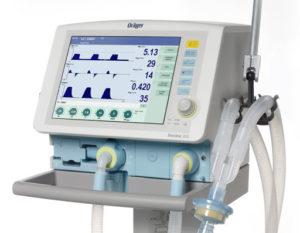 Датчики кислорода для ИВЛ