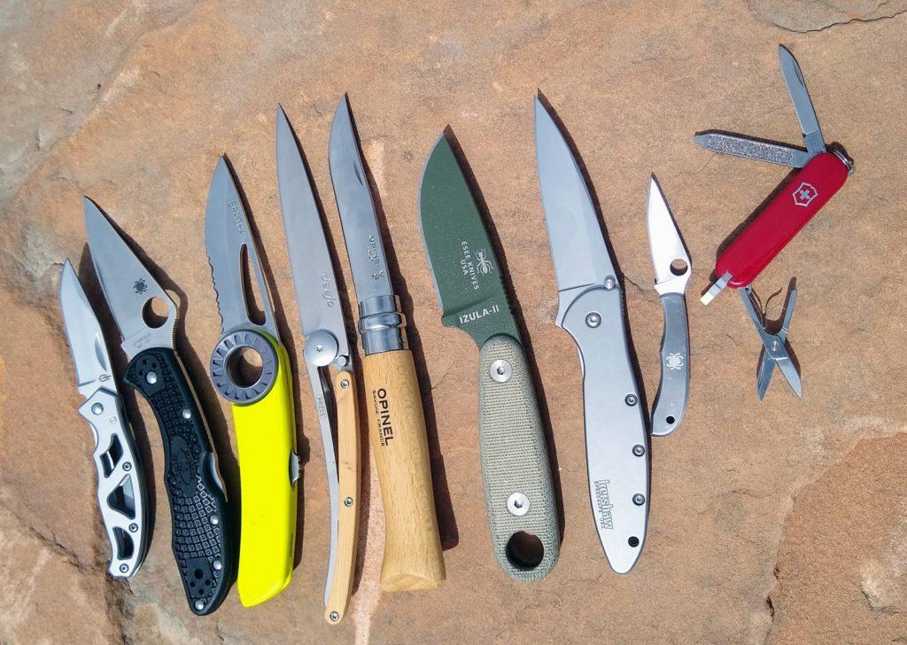 Как выбрать идеальный походный нож