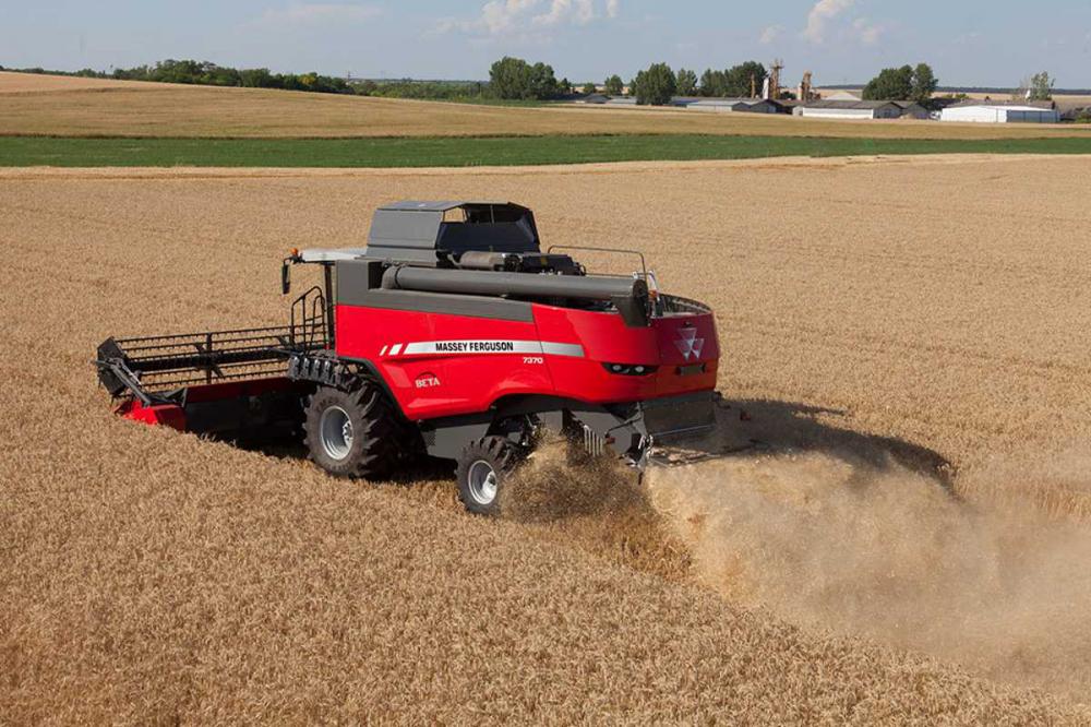 Запчастини до зернозбиральної техніки Massey Ferguson