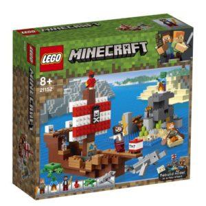 LEGO MINECRAFT - ТВОРЧЕСКОЕ РАЗВЛЕЧЕНИЕ ДЛЯ ВСЕЙ СЕМЬИ!