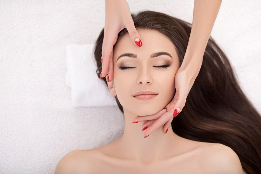 Виды косметических процедур для лица