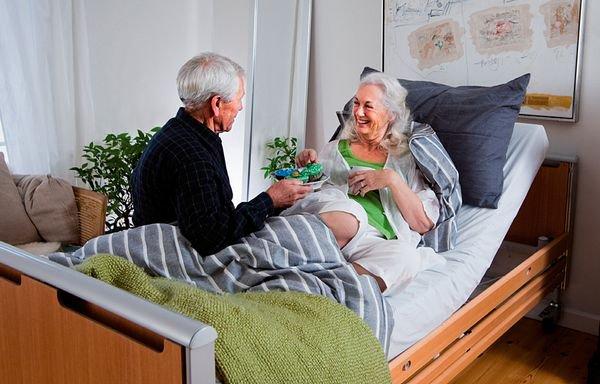 Уход за больными в домашних условиях