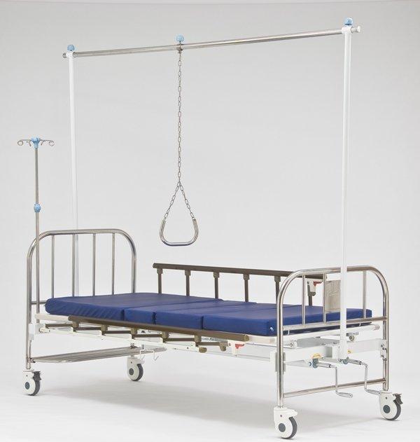 Как выбрать больничную кушетку