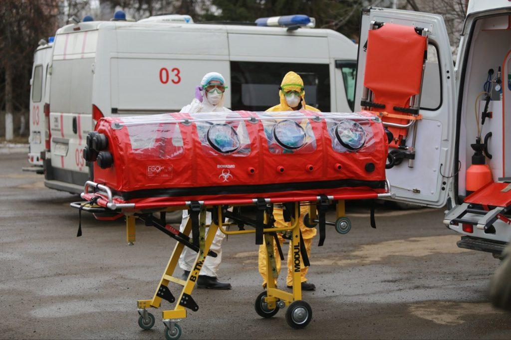 Преимущества медицинского транспорта для перевозки больных