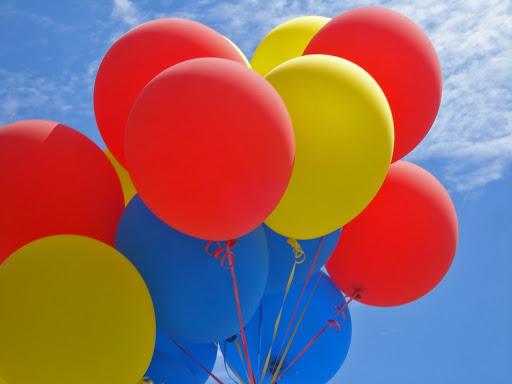 Воздушные шары - какие аксессуары выбрать?